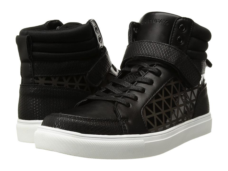 UNIONBAY - Morgan (Black) Men's Shoes