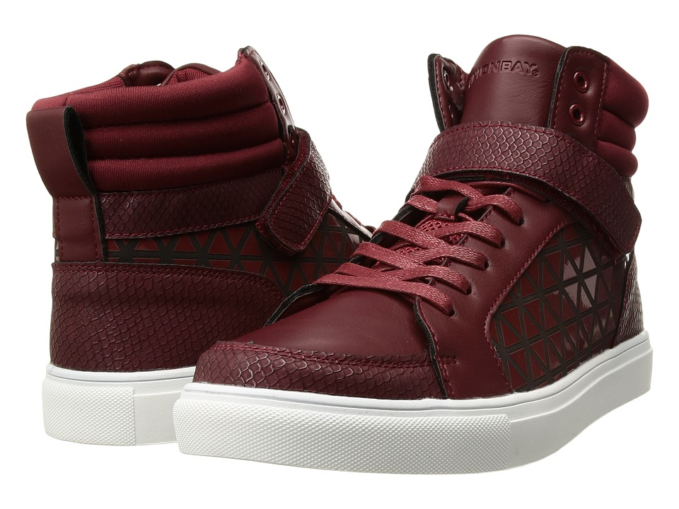 UNIONBAY - Morgan (Wine) Men's Shoes