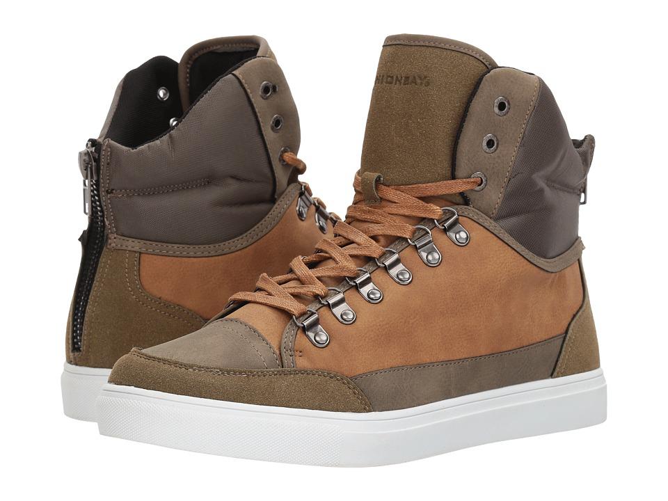 UNIONBAY - Griffin (Olive) Men's Shoes
