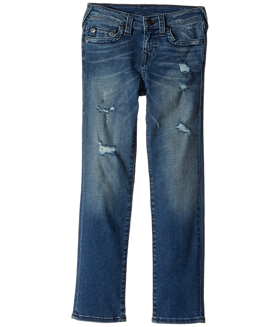 True Religion Kids - Geno Slim Fit Jeans in Mod Wash (Big Kids) (Mod Wash) Boy's Jeans