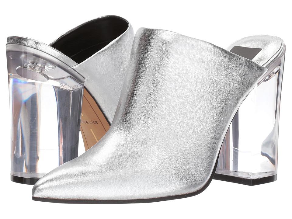 Dolce Vita Enya (Silver Metallic Leather) Women
