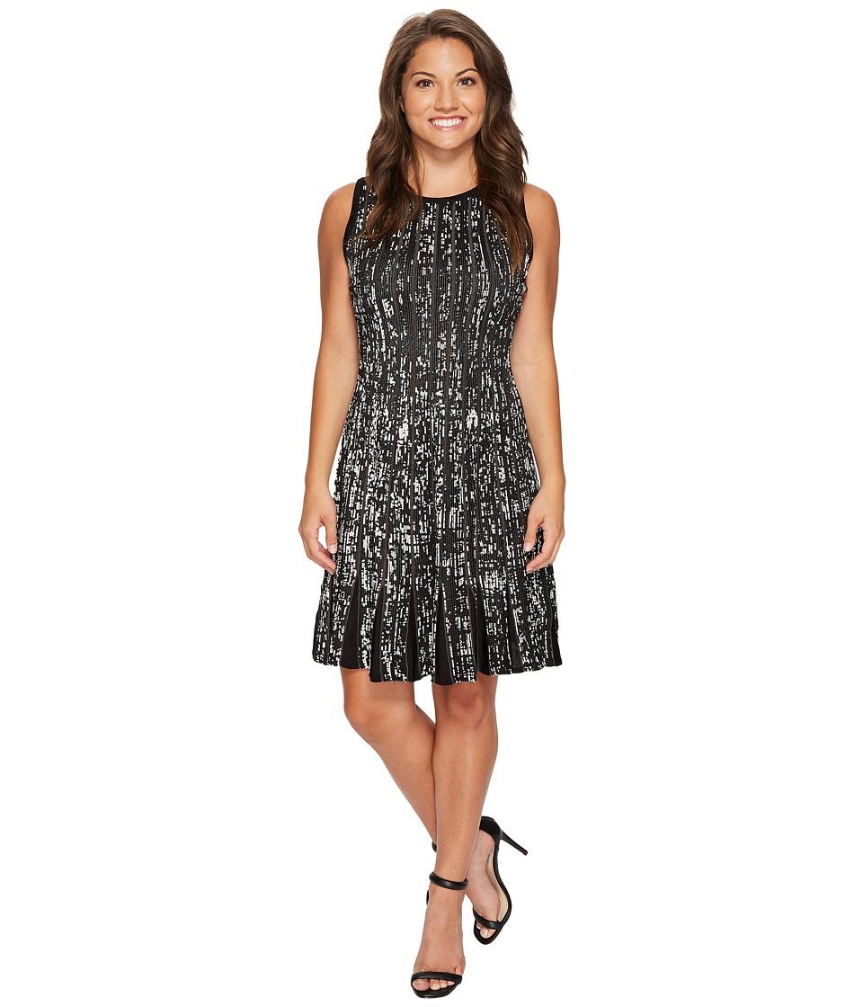 NIC+ZOE Petite Boulevard Twirl Dress (Multi) Women