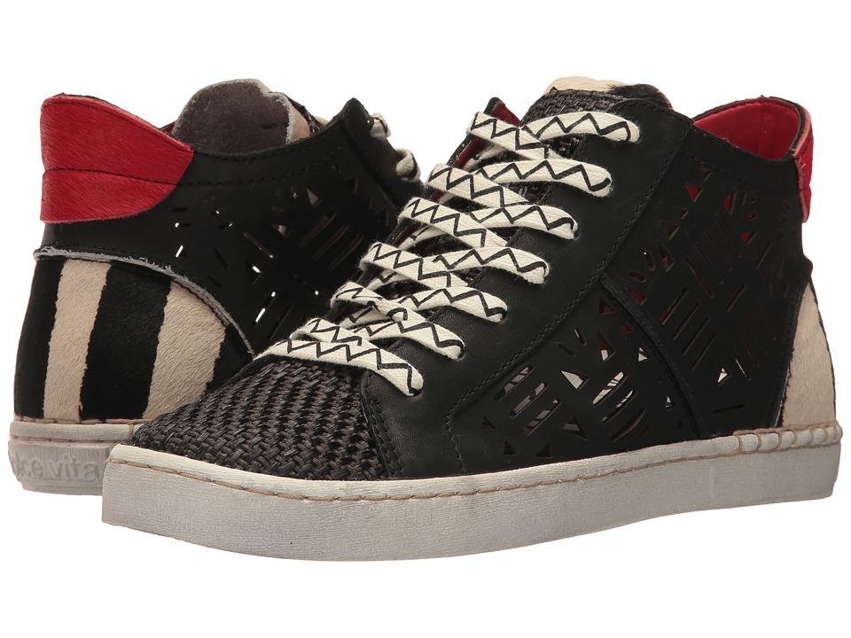 Dolce Vita - Zeus (Black Leather) Women's Shoes