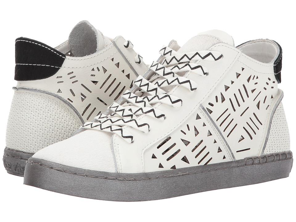 Dolce Vita - Zeus (White Leather) Women's Shoes
