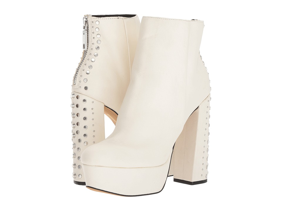 Dolce Vita - Liv (Off-White Leather) Women's Shoes