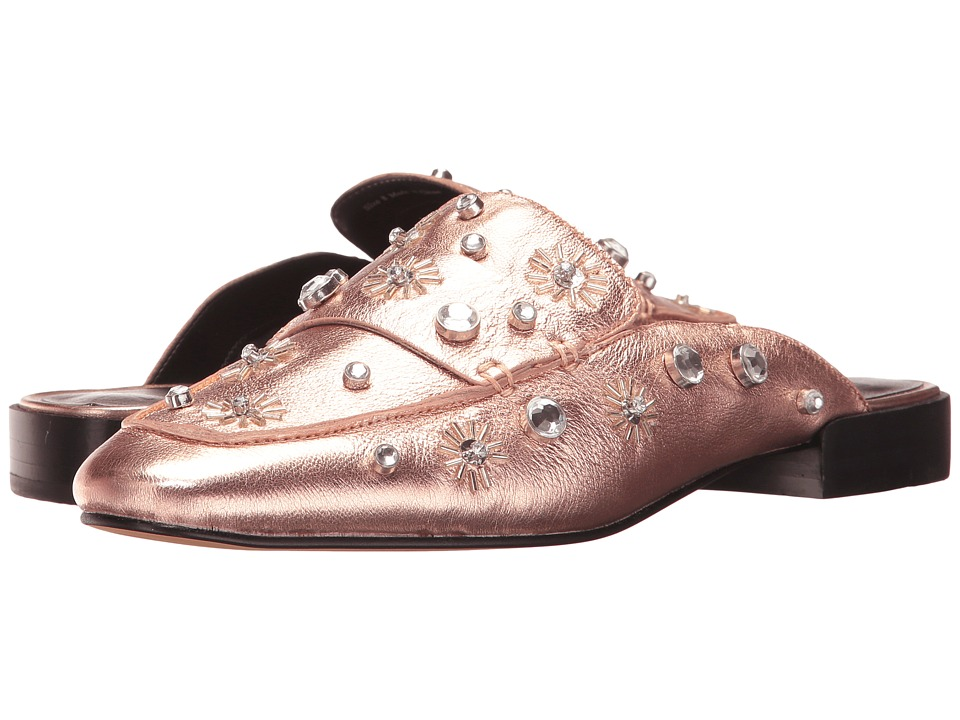 Dolce Vita - Maura-E (Rose Gold Leather) Women's Shoes