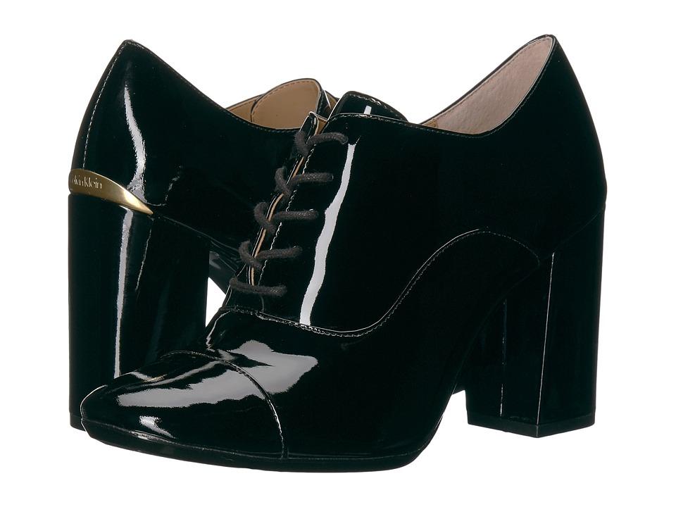 Calvin Klein Cailey (Black Patent) Women