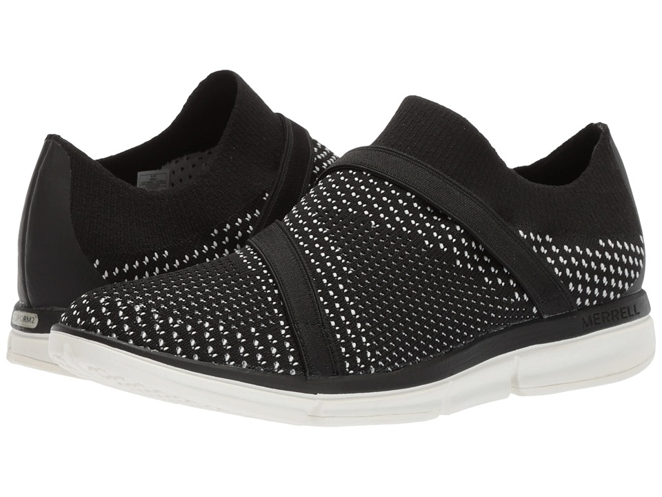 Merrell Zoe Sojourn Knit Q2 (Black) Women