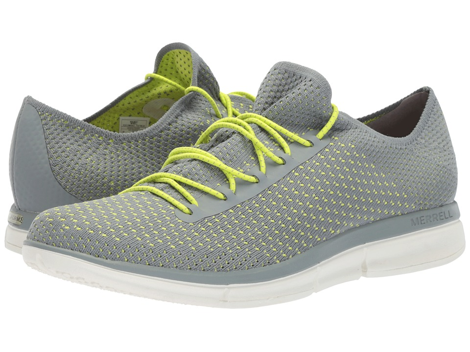Merrell Zoe Sojourn Lace Knit Q2 (Monument) Women