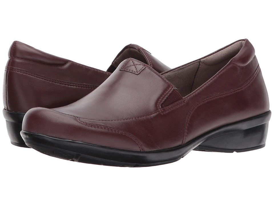 Naturalizer - Channing (Bordo) Women's Shoes