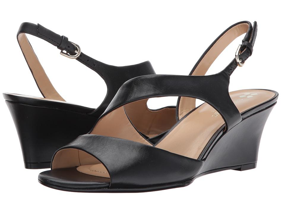 Naturalizer - Tonya (Black) Women's Shoes
