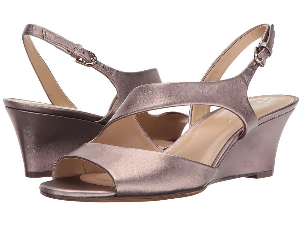 Naturalizer - Tonya (Bronze Metallic Leather) Women's Shoes