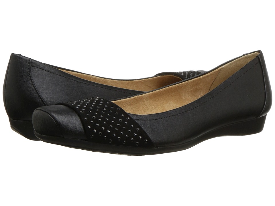 Naturalizer - Vine (Black) Women's Shoes