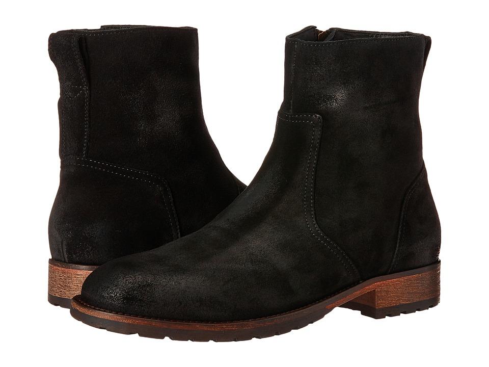 Image of BELSTAFF - Attwell Boot (Black) Men's Boots