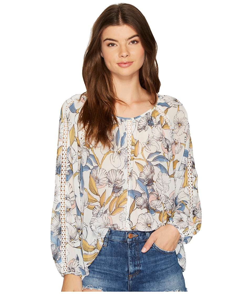 MINKPINK - Pacifico Top (Multi) Women's Clothing