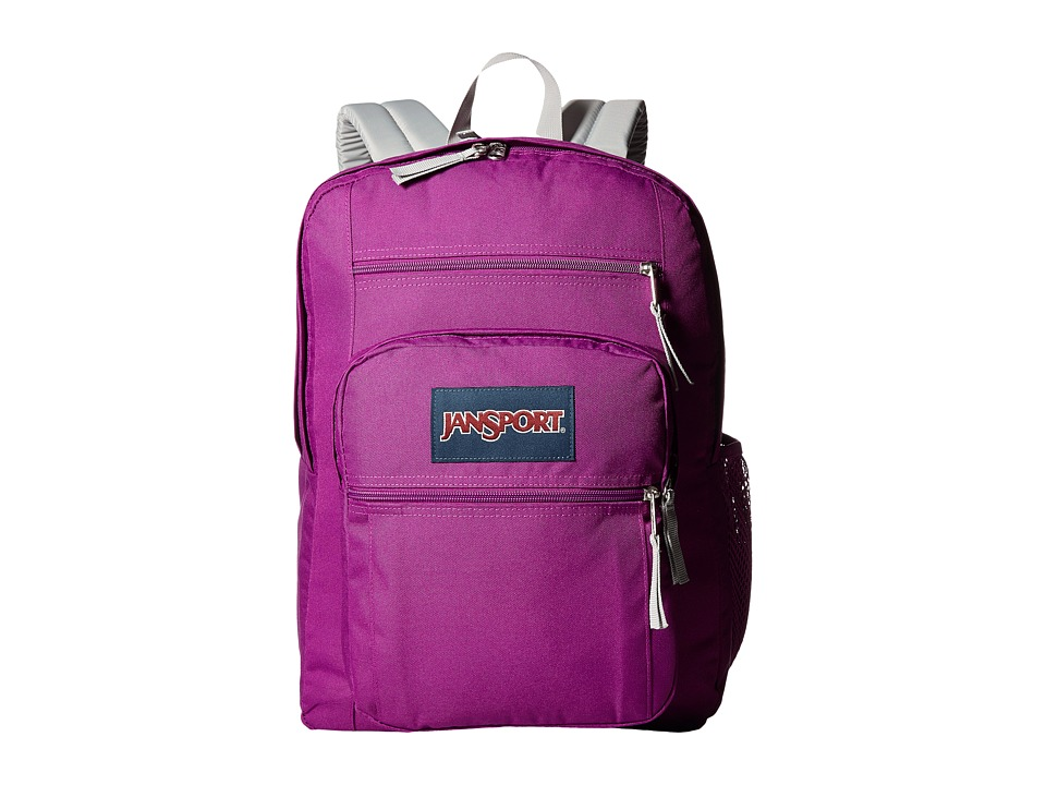 JanSport - Big Student (Purple Plum) Backpack Bags