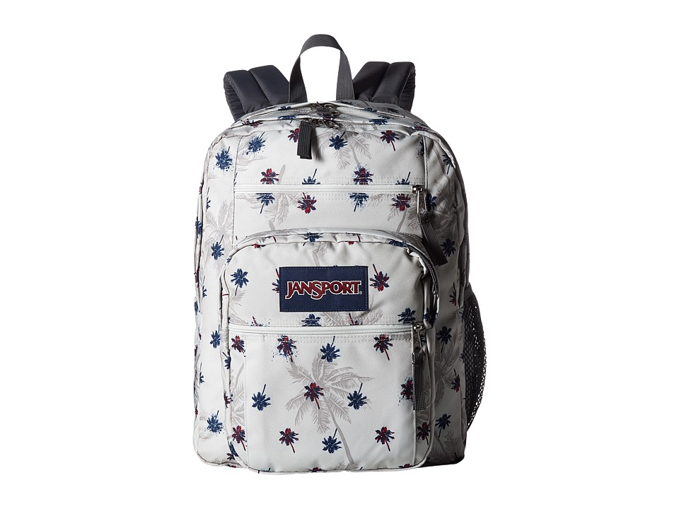 JanSport - Big Student (Goose Grey Urban) Backpack Bags