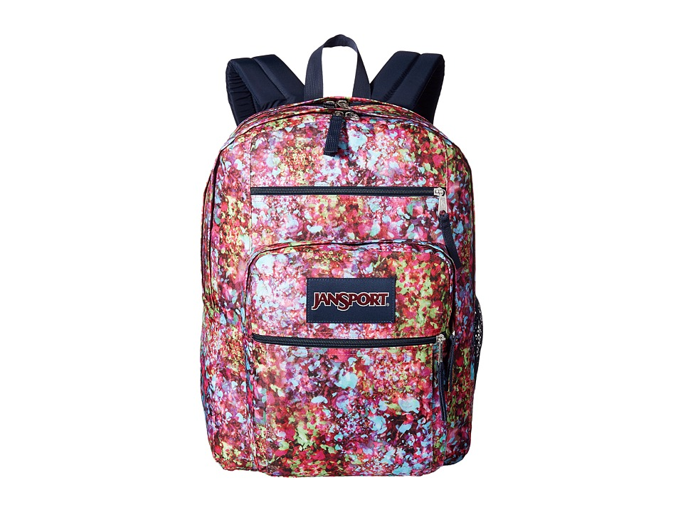 JanSport - Big Student (Multi Flower) Backpack Bags