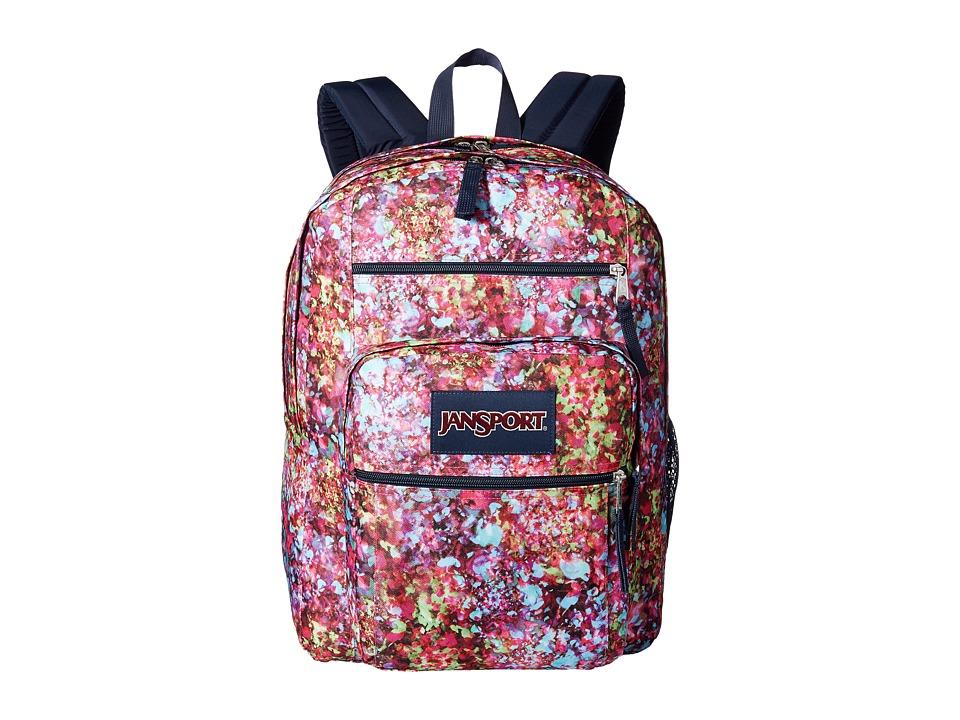 JanSport - Big Student (Multi Flower) Backpack Bags