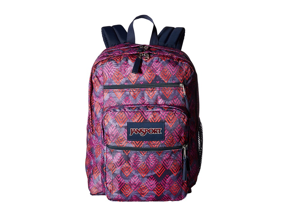 JanSport - Big Student (Multi Diamond) Backpack Bags