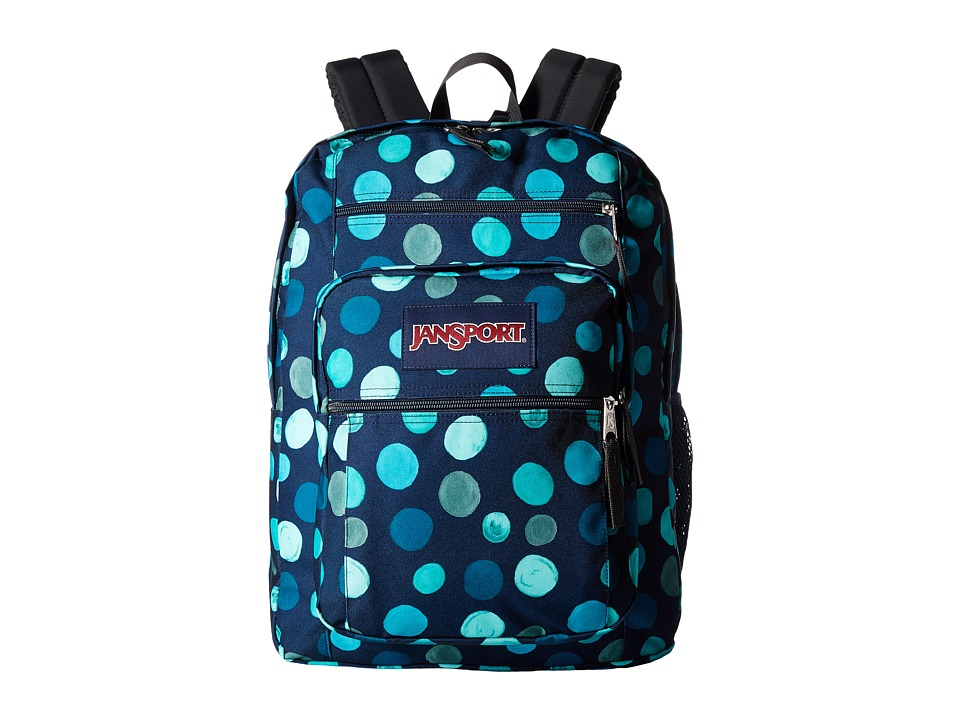 JanSport - Big Student (Multi Navy Connect) Backpack Bags