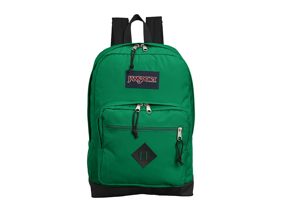 JanSport - City Scout (Amazon Green) Backpack Bags