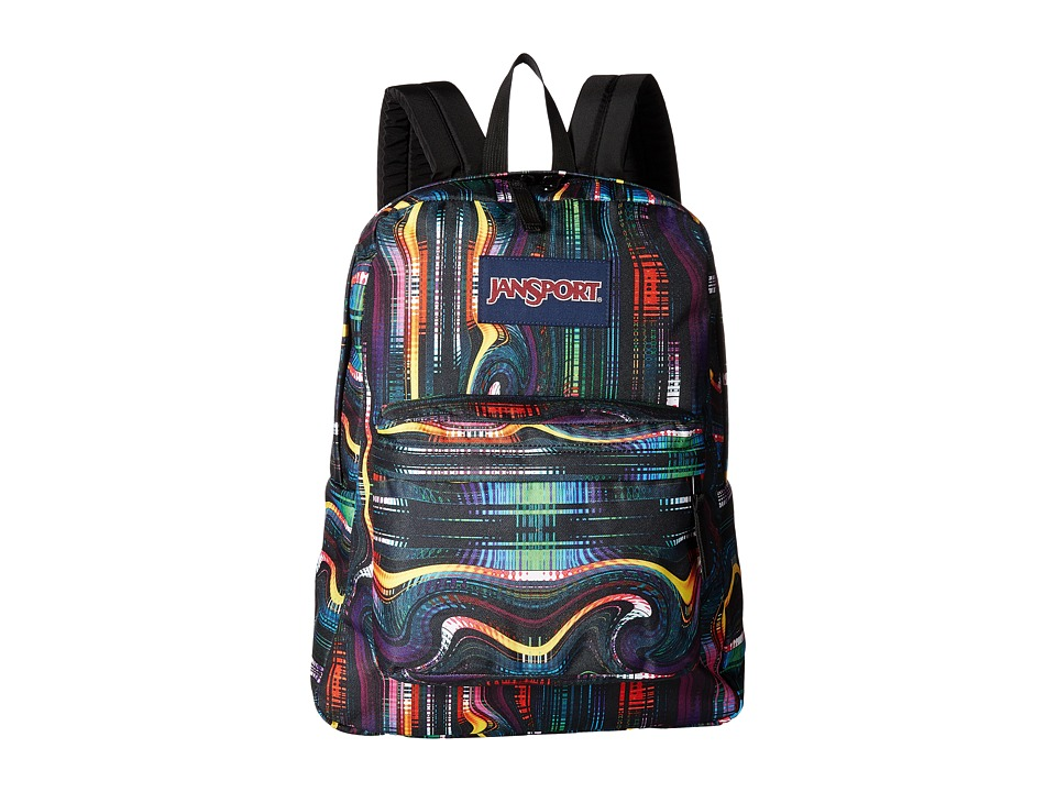 JanSport - SuperBreak (Multi Frequency) Backpack Bags