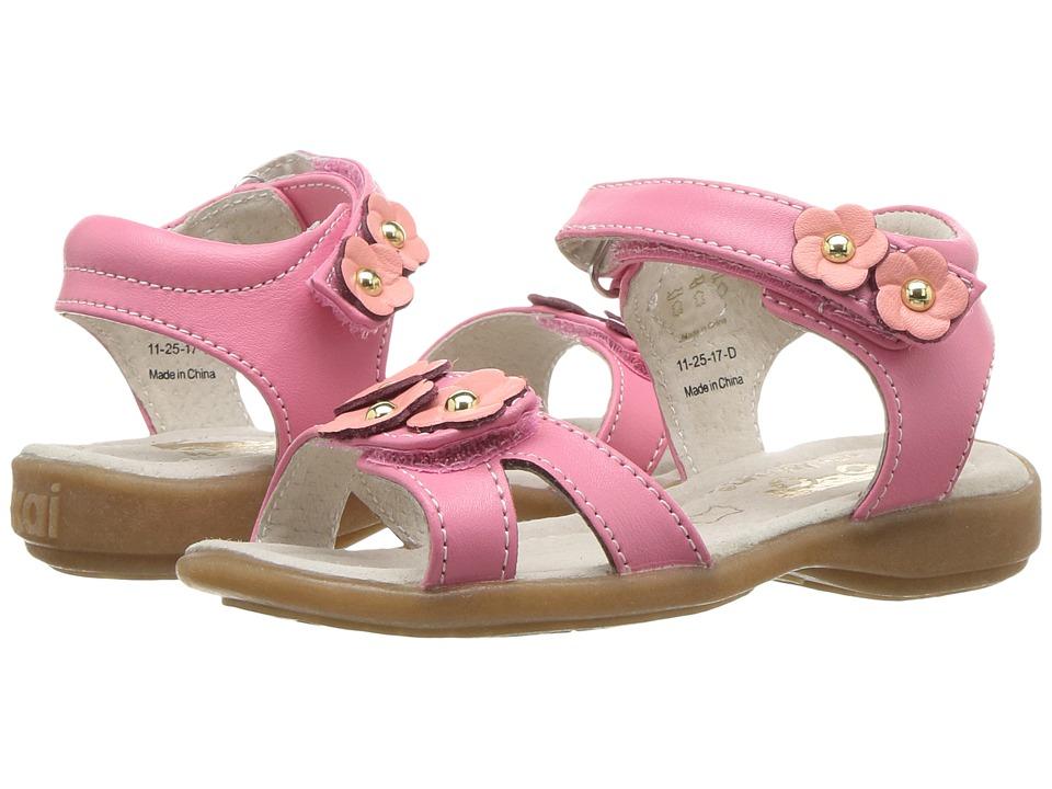 See Kai Run Kids Olivia (Toddler/Little Kid) (Hot Pink) Girl