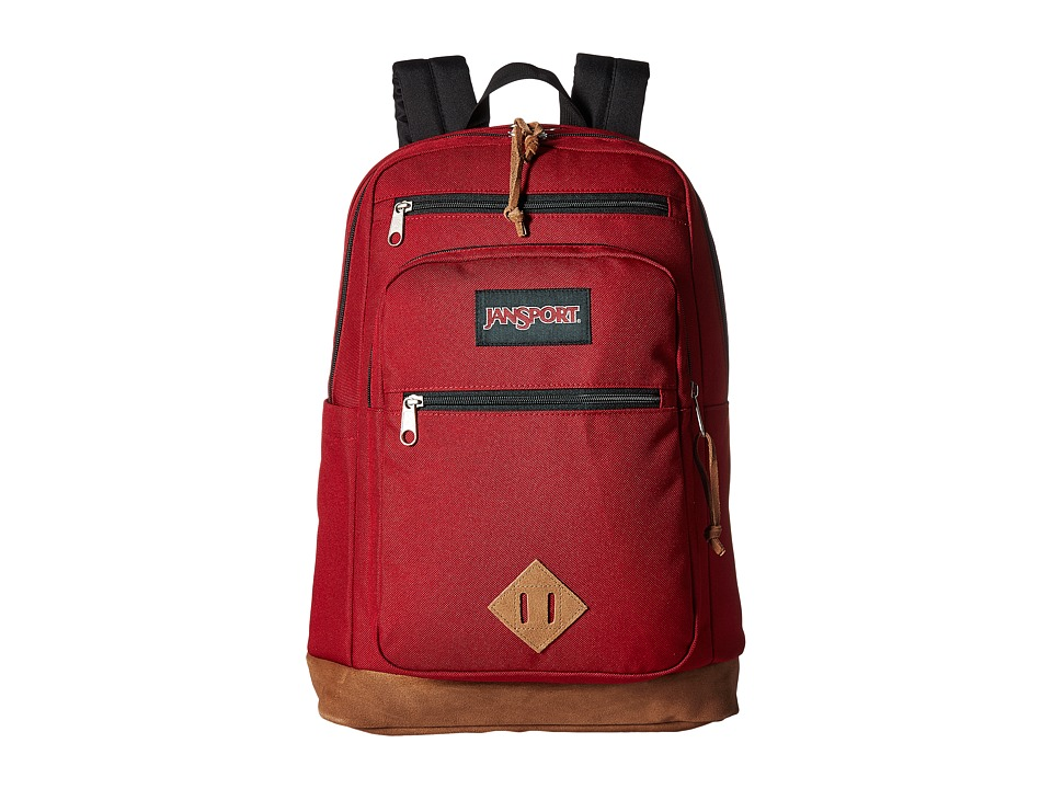 JanSport - Wanderer (Viking Red) Backpack Bags