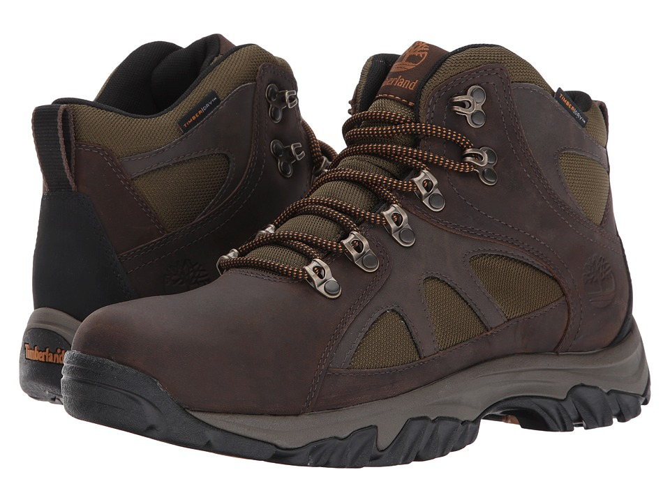 Timberland - Bridgeton Mid (Dark Brown) Men's Boots