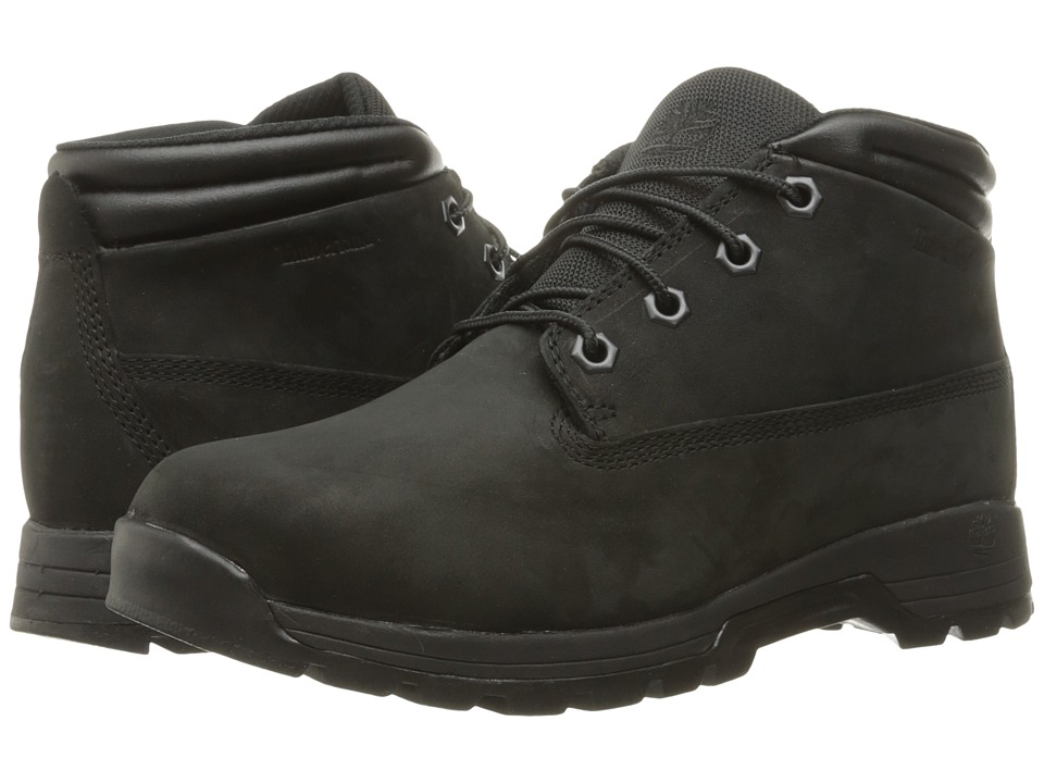Timberland - Stratmore Mid (Black) Men's Boots