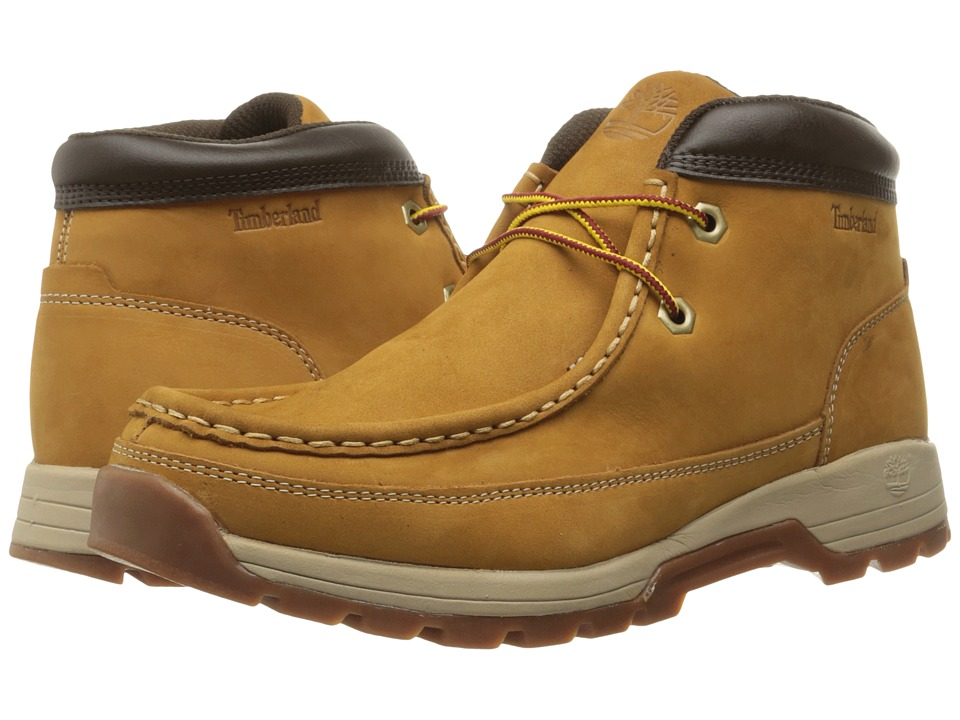 Timberland - Stratmore Moc Toe (Wheat) Men's Boots