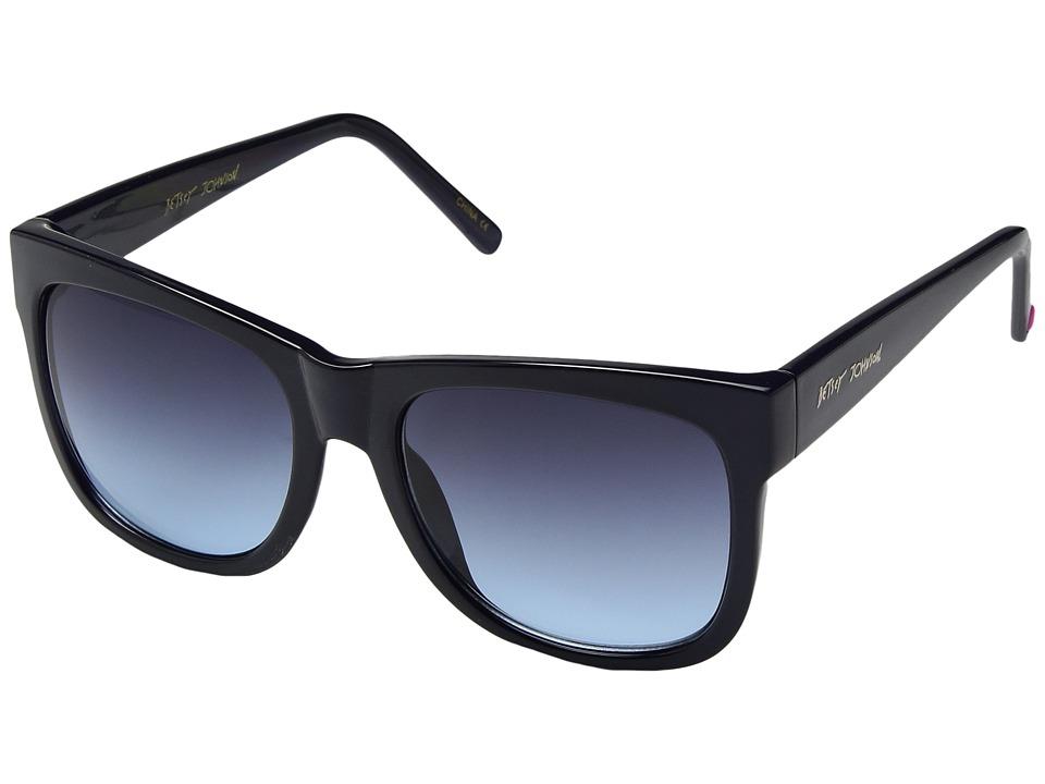 Betsey Johnson - BJ863122 (Blue) Fashion Sunglasses
