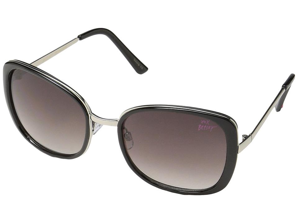 Betsey Johnson - BJ463109 (Black) Fashion Sunglasses