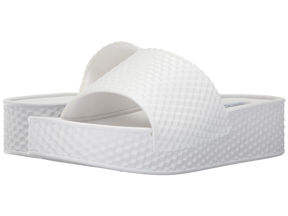Steve Madden - Sharpie (White) Women's Shoes