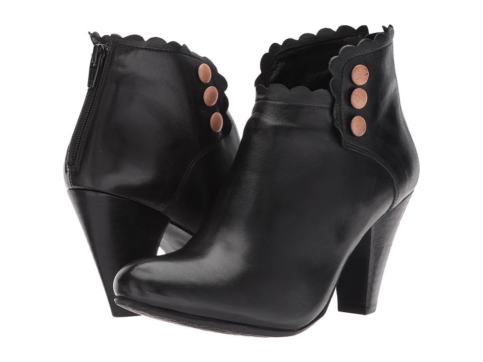 Miz Mooz Circe (Black) High Heels