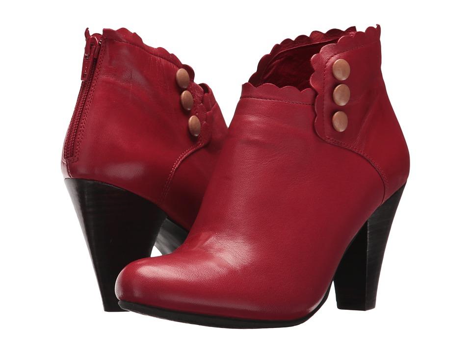 Miz Mooz Circe (Red) High Heels