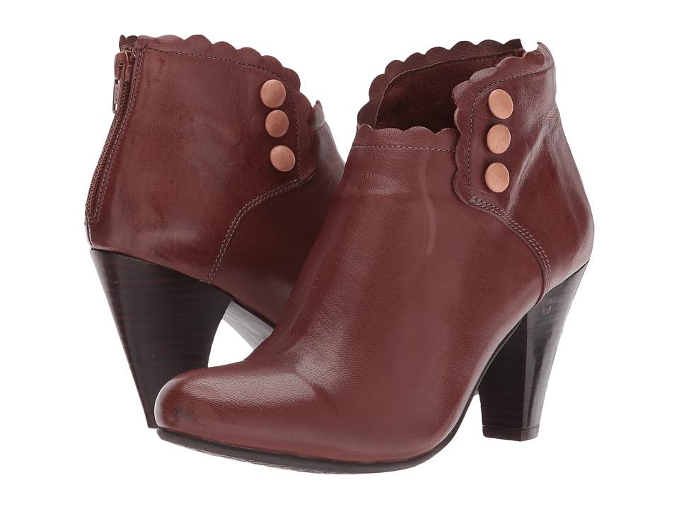 Miz Mooz Circe (Brown) High Heels
