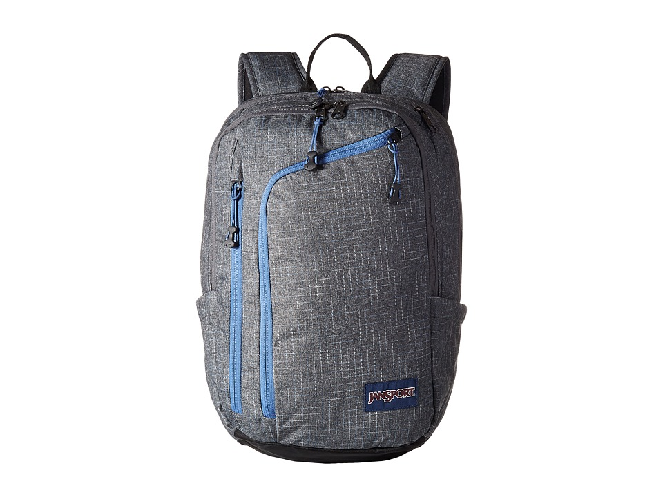 JanSport - Platform (Grey Vanishing Rip) Backpack Bags