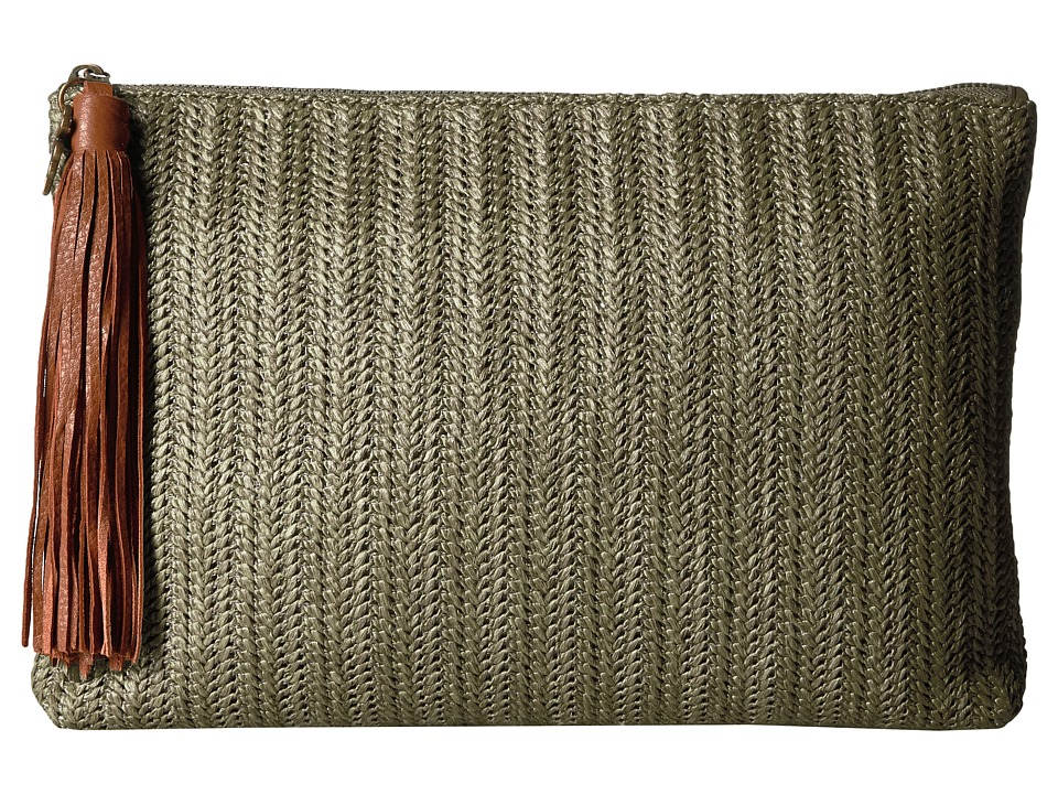 Lucky Brand - Fig Clutch (Ivy Green) Clutch Handbags