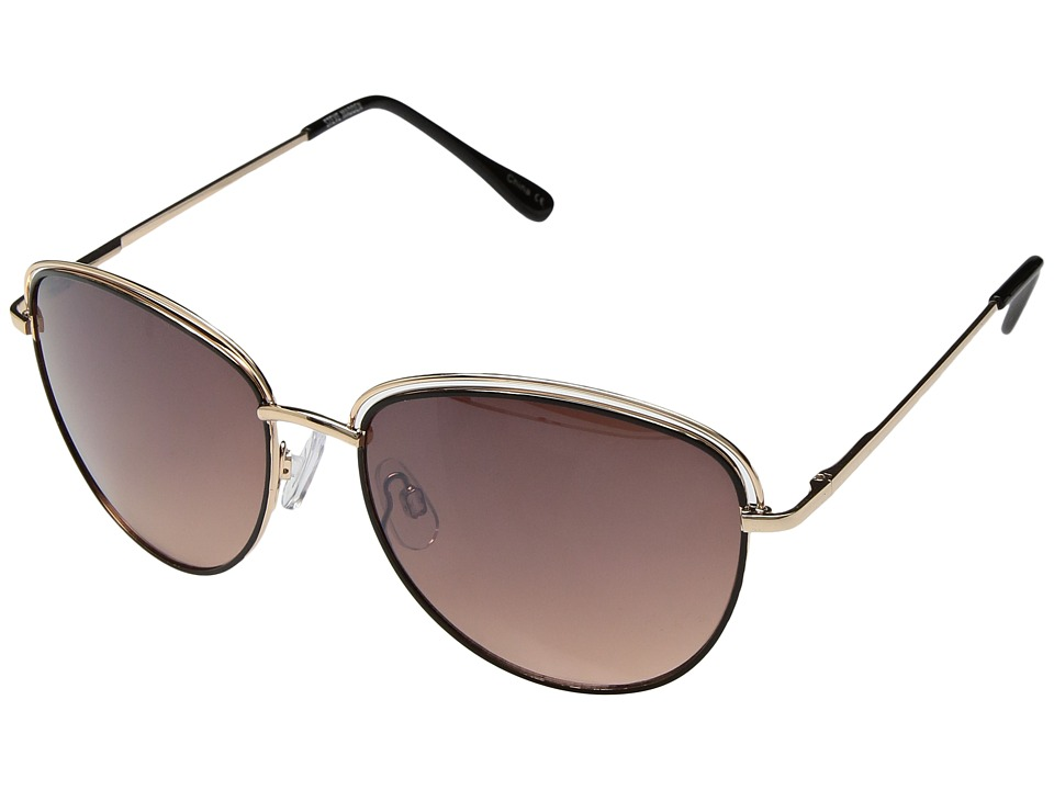 Steve Madden - SM473167 (Black) Fashion Sunglasses