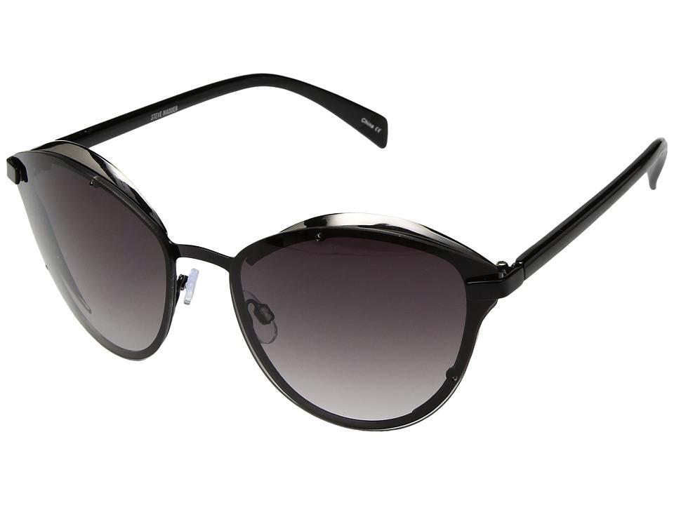 Steve Madden - SM474107 (Black) Fashion Sunglasses