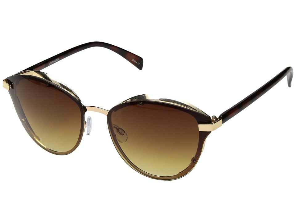 Steve Madden - SM474107 (Gold) Fashion Sunglasses