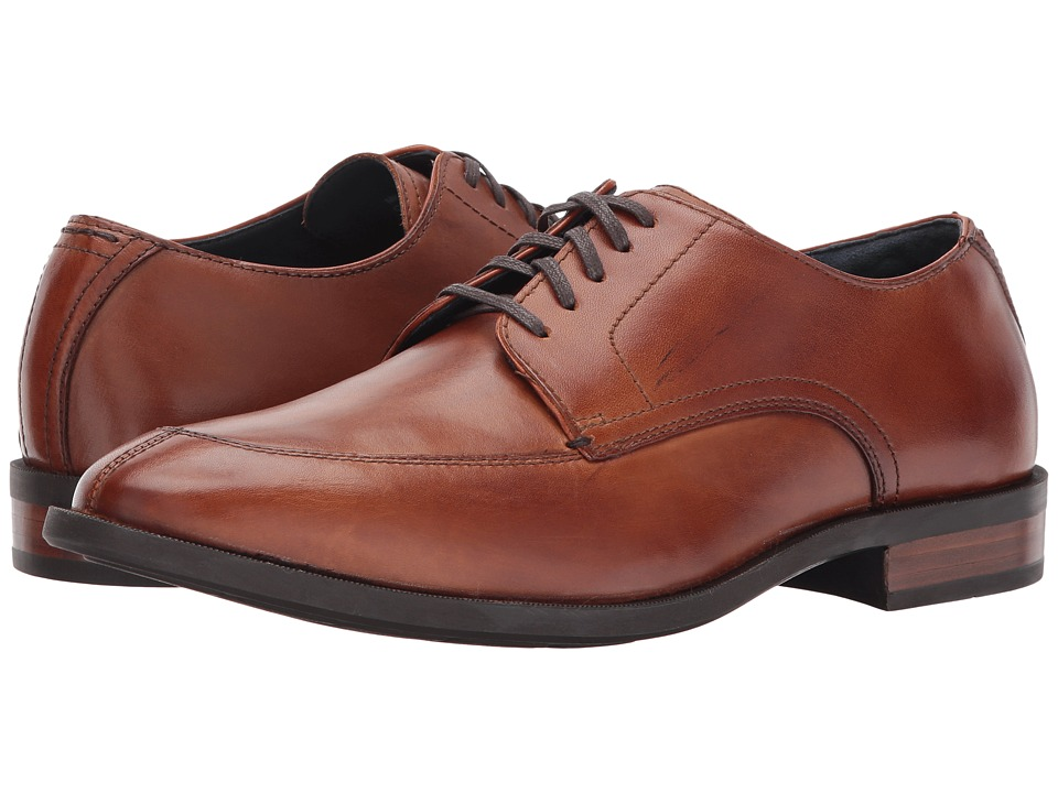 Cole Haan - Edison Split OX II (British Tan) Men's Shoes