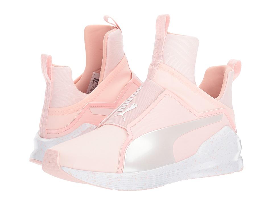 PUMA - Fierce Bleached (Veiled Rose/Whisper White) Women's Shoes