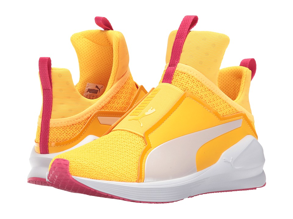 PUMA Fierce Culture Surf (Ultra Yellow/Puma White) Women