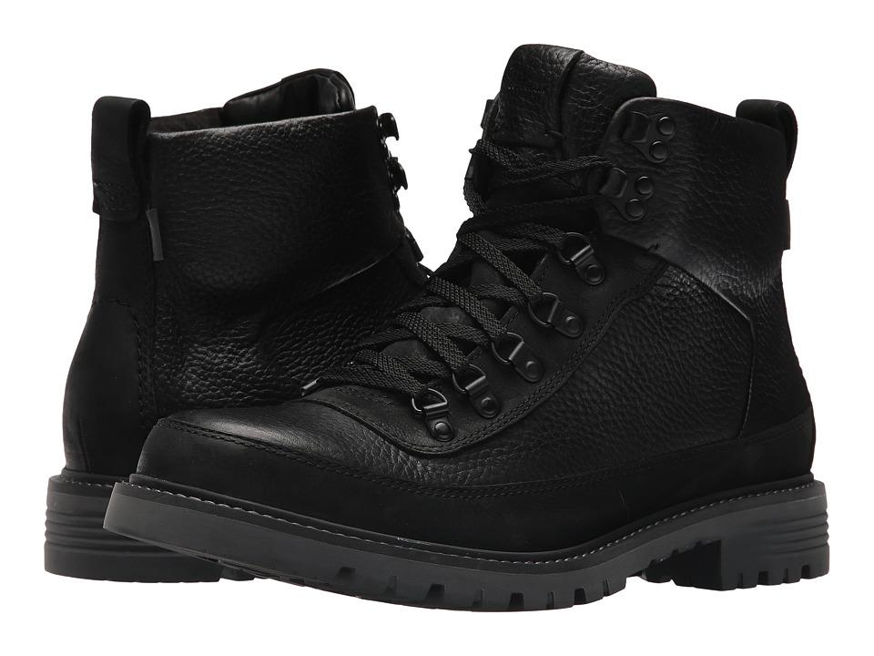 Cole Haan Keatn Hiker WP II (Black) Men