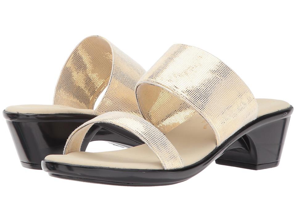 Onex - Harper (Platinum Leather) Women's Shoes