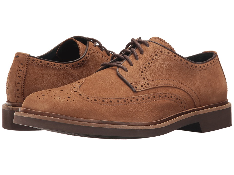 Cole Haan Monroe Wing Ox II (Bourbon) Men