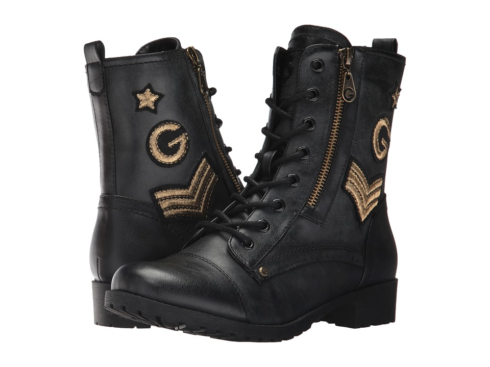G by GUESS - Bronson (Black) Women's Shoes